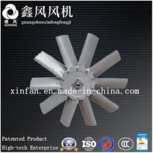 Fan Accessory Aluminum Alloy Blades for Axial Fan pictures & photos