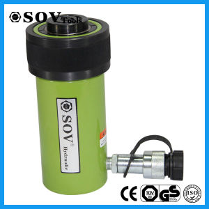China Supplier Long Stroke Single Acting Hydraulic Cylinder pictures & photos