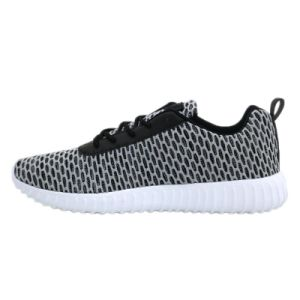 Summer Breathable Flynit/Mesh Sports Mens Inexpensive Shoes pictures & photos