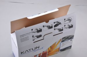 Toner Cartridge Box with Printing/Toner Box pictures & photos