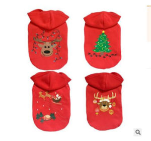 Christmas Light Pet Clothes pictures & photos