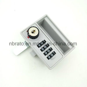 Black Combination Locks for Cabinets pictures & photos