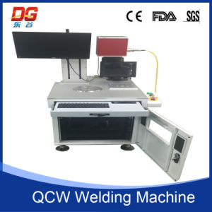 Qcw Fiber Laser Welding Machine Metal Welding (150W) pictures & photos