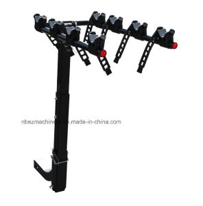 New Type Rear Mount 4PCS Bike Carrier / Bike Rack-2017 pictures & photos