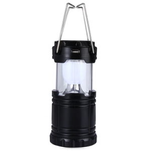 6 LED Portable Solar Camping Lantern for Outdoor Lighting pictures & photos