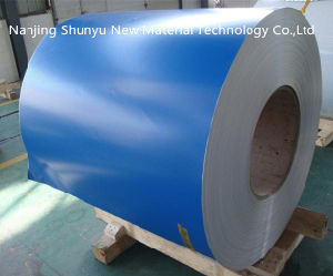 Color Coated Aluminium Coil Ral Prepainted Galvalume Steel Coil pictures & photos