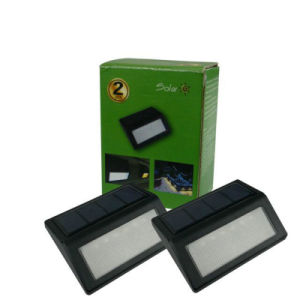 Cheap Motion Sensor Security LED Outdoor Waterproof Solar Wall Light pictures & photos
