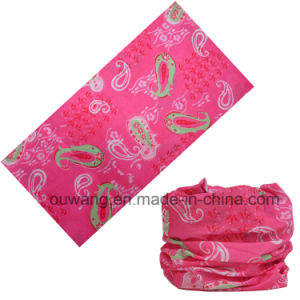 New Fashion Seamless Scarf 100% Polyester pictures & photos