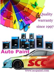 High Quality Unic Brand Lacquer Automotive Refinish pictures & photos
