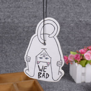 Funny and Personality Cats Car Air Fresheners/Orange Car Perfume Hang Tag pictures & photos