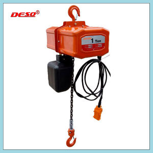 Durable Heavy Duty Building Lifting Electric Hoist pictures & photos
