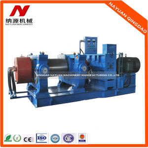 Open Mixing Mill for Rubber Sheet Making pictures & photos