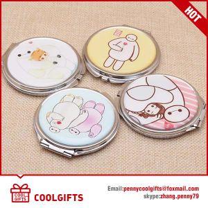 Customized Epoxy Sticker Cartoon Pocket Mirror pictures & photos