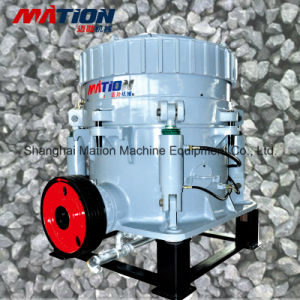 China Brand Mobile Cone Crusher pictures & photos