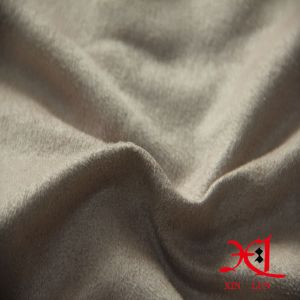 100% Polyester One Side Suede Fabric for Garment/Jacket/Bag pictures & photos