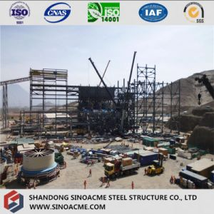 Steel Heavy Frame for High Rise Industrial Building pictures & photos
