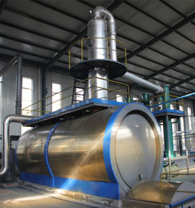 Fuel Oil Distillation Machine with Ce, SGS, ISO pictures & photos