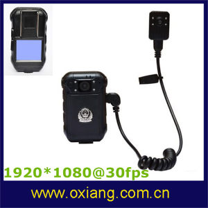 Newest Full HD 1080P Police Body IP Camera Security Video Camera with Clothes Button pictures & photos
