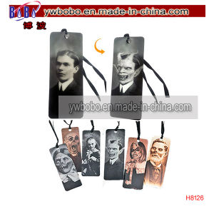 Office Sationery Lenticular Halloween Bookmarks Promotional Items (H8126) pictures & photos