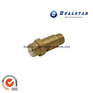 Custom Made Copper Lathe Parts for Roof Torch
