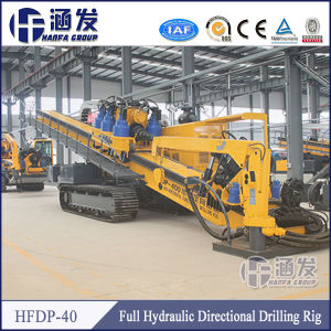 Cheap Price! Trenchless Horizontal Directional Drilling Hfdp-40 pictures & photos