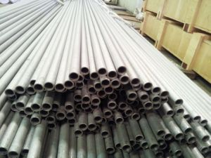Seamless Stainless Steel Pipe/Tube (TP317) pictures & photos