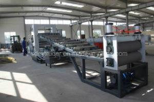 PP/PS/Pre/ABS Sheet Extruder Plastic Sheet Extrusion Line pictures & photos