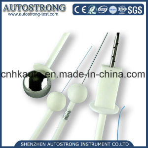 IEC61032 Standard Jointed Test Finger Probe for Sale pictures & photos
