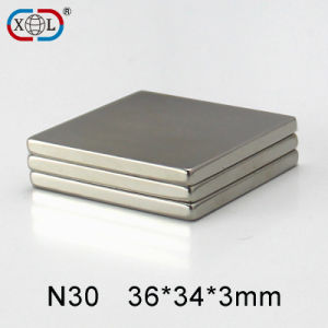 Speaker Magnet Neodymium Magnet Factory pictures & photos