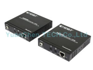 Over Cat5e/CAT6 4k X 2k (HD BaseT) 1.4V HDMI Extender pictures & photos