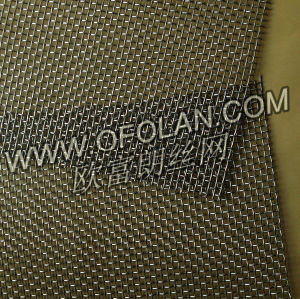 Plain Weaving Nickel Wire Mesh Screen pictures & photos