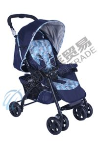 En1888 Approved Baby Stroller with Iron & Aluminum Frame Option