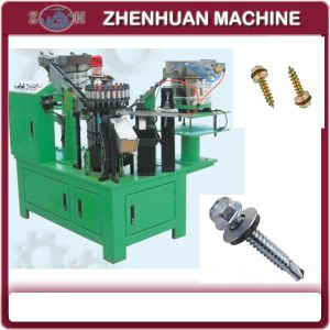 Self Drilling Screw Washer Assembly Machine with Automatic pictures & photos