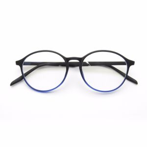 High Quality Xs0702 European Style Memory Function Round Box Optical Frames pictures & photos