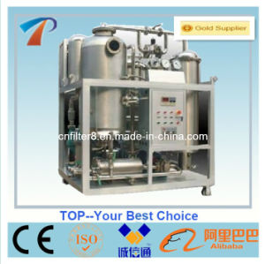 Coconut Oil Used Cooking Oil Filtering Machine (COP-100) pictures & photos