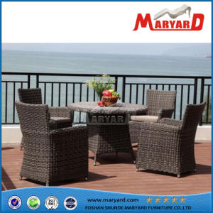 Outdoor Leisure Furniture Dining Chair Wicker Set pictures & photos