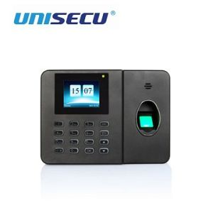 TCP/IP Wiegand Multi Biometric Fingerprint Time Attendance System with Password (UT-46) pictures & photos