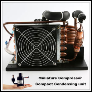 Patent Miniature Condenser Cooler for Tiny Chiller Refrigeration Devices pictures & photos