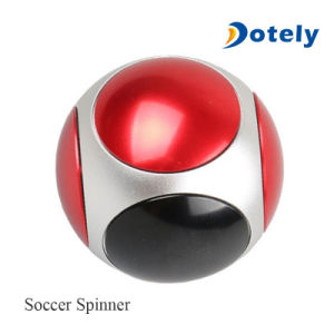 Soccer Fidget Spinner Metal Hand Spinner pictures & photos