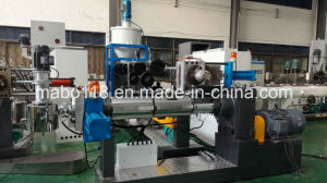 New Design Plastic Pelletizing Machine Price pictures & photos