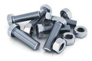 Incoloy 800 ® Hex Bolts and Nuts