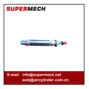 Dsnu Adjustable Air Cushion Mini Pneumatic Air Cylinder Supplier pictures & photos