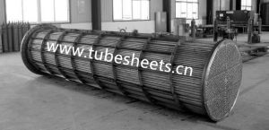 Heavy Project Heat Exchanger Tube Sheet & Baffle for Pressure Vessles or Boiler or Condenser Baffle Steel pictures & photos