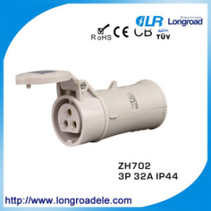 Industrial Low Voltage Power Socket pictures & photos