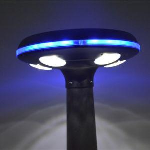 Unique Design LED Mushroom Solar Courtyard Light pictures & photos