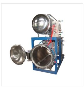 Recommended High Quality Automatic Food Industry Sterilization Machine