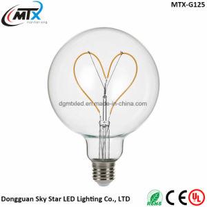 Factory Energy Saving 4W G80 G125 E26 E27 Filament LED pictures & photos