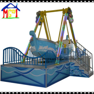 Fiberglass Pirate Ship From Amusement Park Equipment Factory pictures & photos