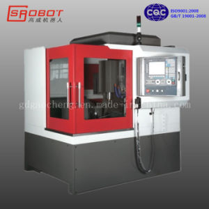 Prototype Model Engraving and Milling Machine GS-E600 pictures & photos