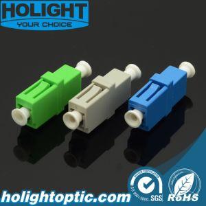 LC to LC Simplex Fiber Optic Adaptor pictures & photos